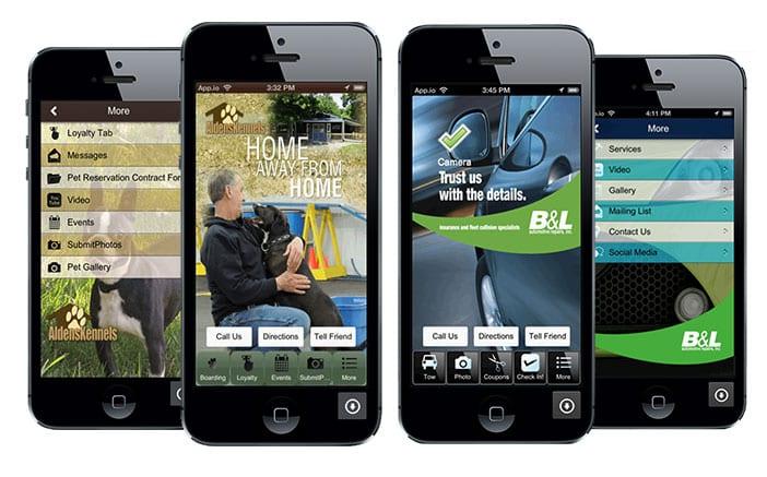 Mobile Apps | Farm It Out! Design, Inc
